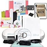 Silhouette America Starter Bundle Portrait Cutting Tool with Vinyl Kit and Project Guide