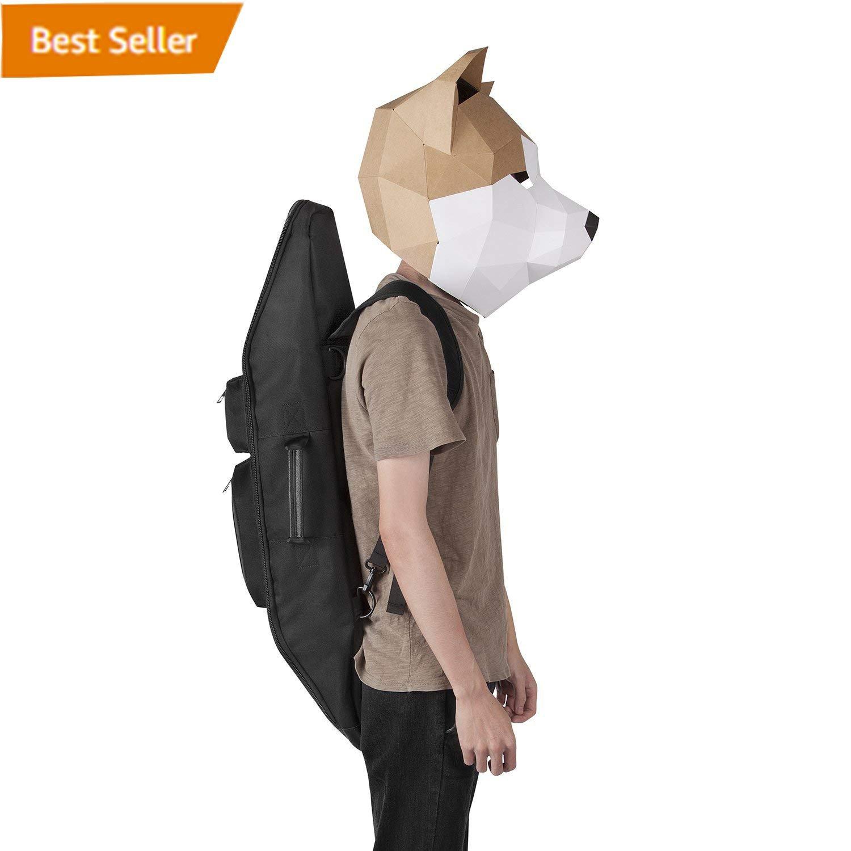 Maxfind LongBoard Skateboard Hover Board Bag Carry Bag Handy Backpack Handbag Within 27''