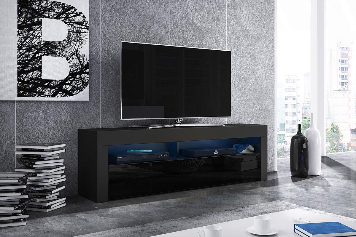 abacaa696642 Alan - TV Bench Cabinet/TV Stand/Entertainment Unit: Amazon.co.uk:  Electronics