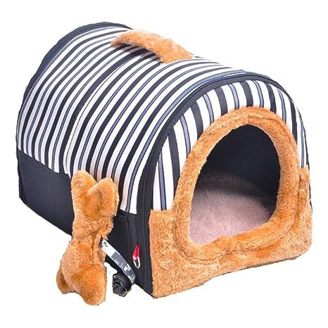 LDFN Cama De Perro Kennel Puede Cama Extraíble Olla Perro Grande Perro Mascota Suministra Cuatro Estaciones