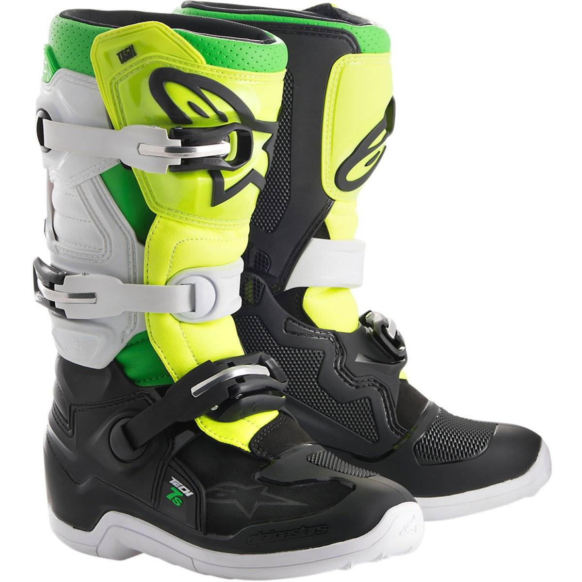 Alpinestars Youth Tech 7S Prodigy LE Boots-Y4