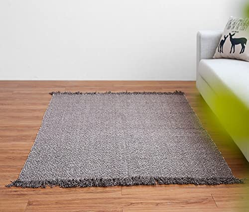 FREELOVE Handwoven Breathable Floor Mat Area Rug