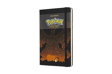 Moleskine Limited Edition Pokémon Notebook, Hard Cover, Large (5