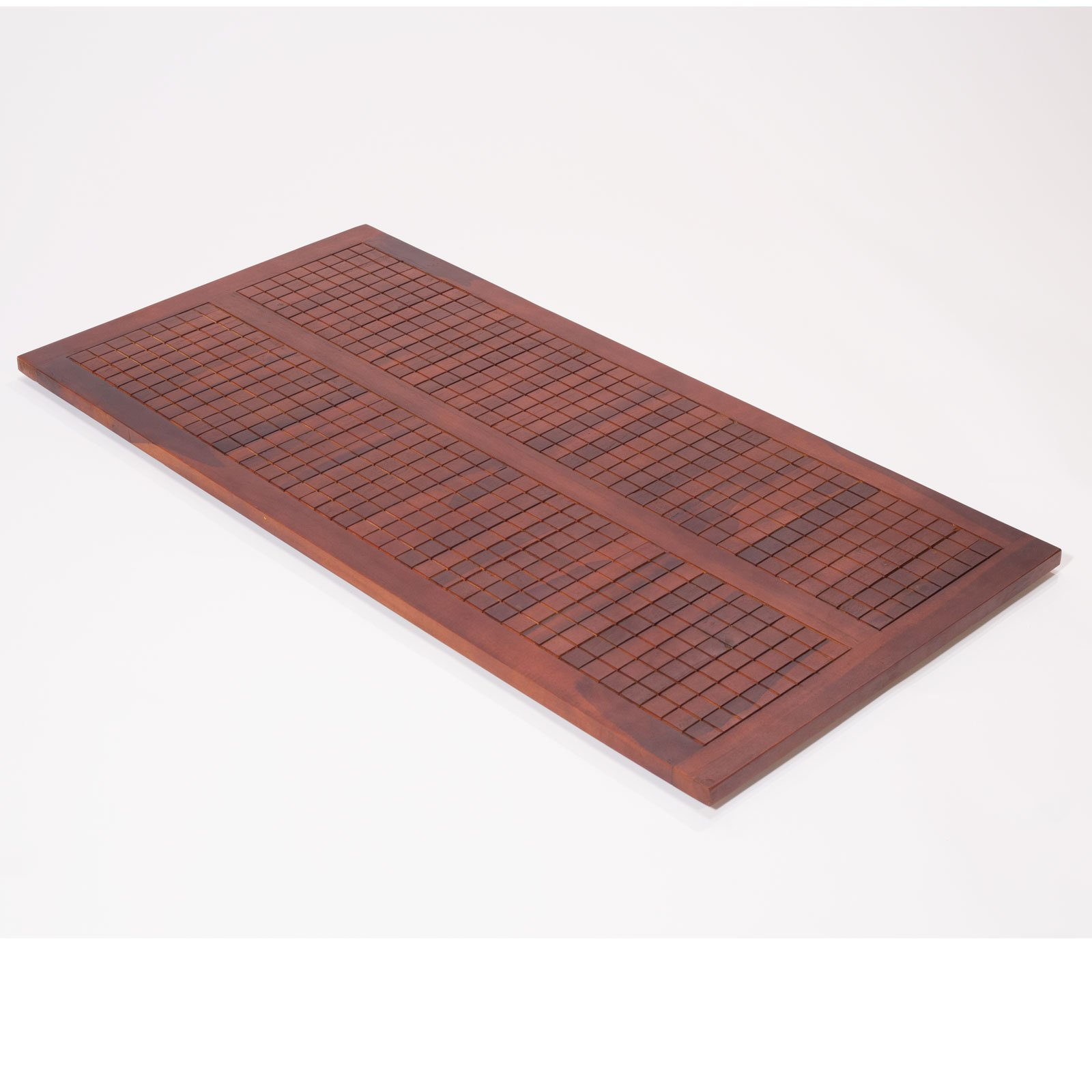 40'' X 20'' Non Slip Teak Shower Floor Bath Bathroom Mat by Decoteak (Image #6)