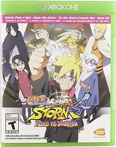 Naruto Shippuden: Ultimate Ninja Storm 4 Road to Boruto - Xbox One