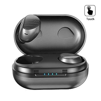 Amazon.com: Auriculares inalámbricos Bluetooth 5.0 A10 True ...