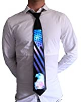 LED Animated Neck Ties by Electric Styles