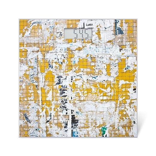 banjado - Digital Báscula Cuerpo (30 cm x 30 cm - Báscula de ...
