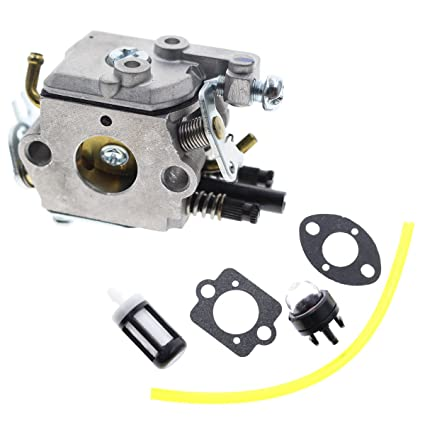 Amazon.com: autokay Carburador para Husqvarna 322 C 322L 323 ...