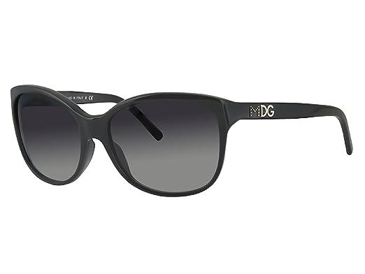 f1fa938d3a2 HOT MADONNA MDG Sunglasses D G DG 4097 501 8G Black  Amazon.fr ...