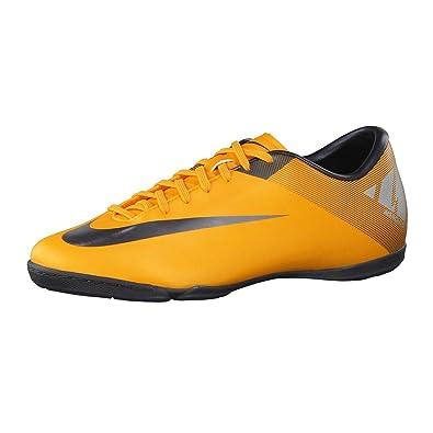 competitive price d8165 786a4 Nike Mercurial Victory II IC Orange