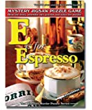 Alphabet Mystery Puzzle - E Is For Espresso