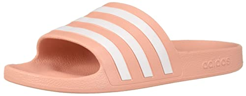 1fe12c972d6c adidas Womens Adilette Aqua Sport Sandals   Slides  Amazon.ca  Shoes ...