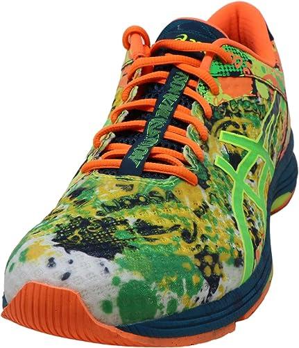 ASICS Gel-Noosa Tri 11 - Zapatillas de correr ligeras para hombre, color verde 14 medianas (D): Asics: Amazon.es: Zapatos y complementos