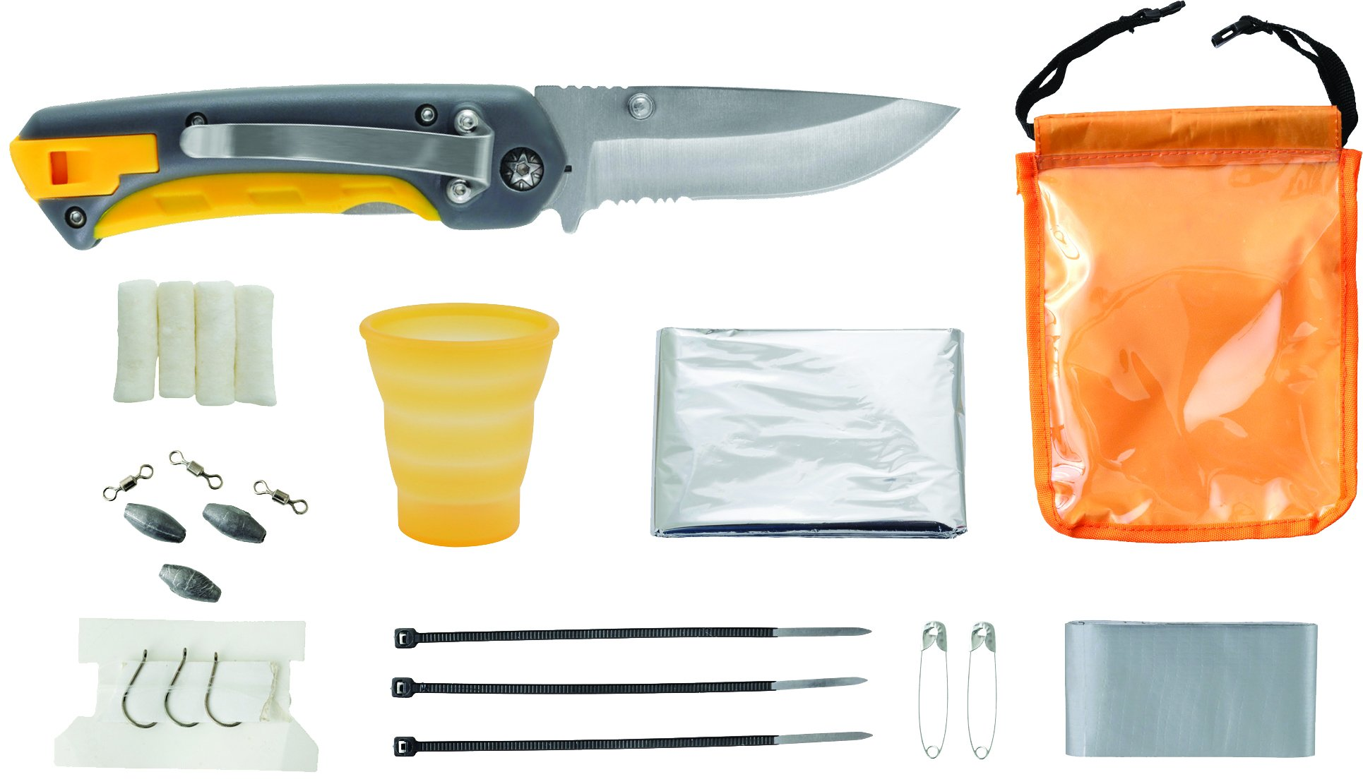 Smith's Survival Knife and Kit