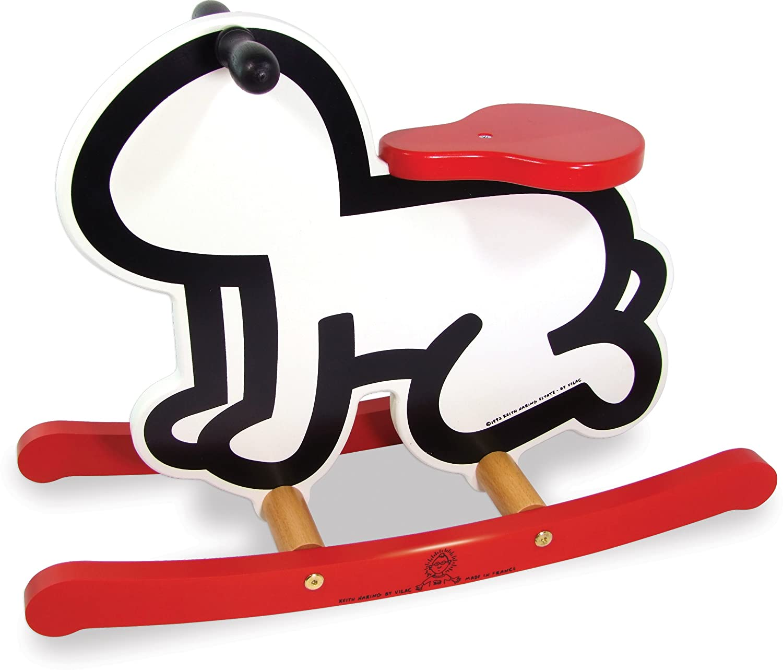 9250 Keith Haring Vilac Bascule