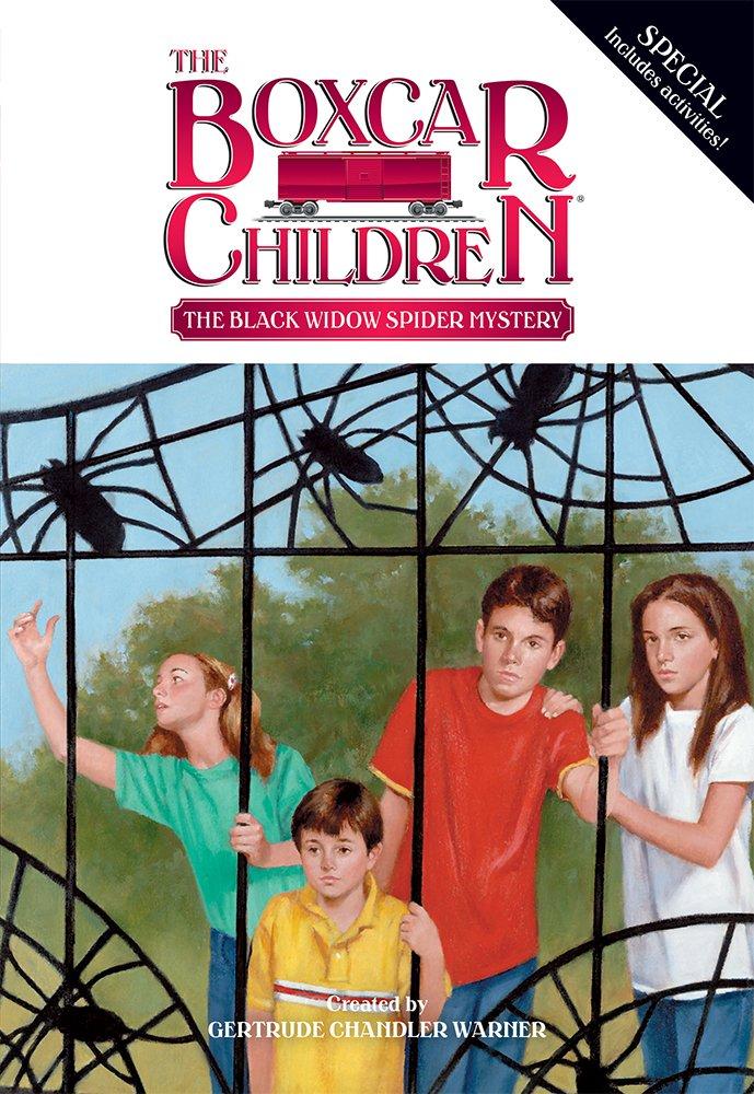 Spider Mystery Children Activities Specials