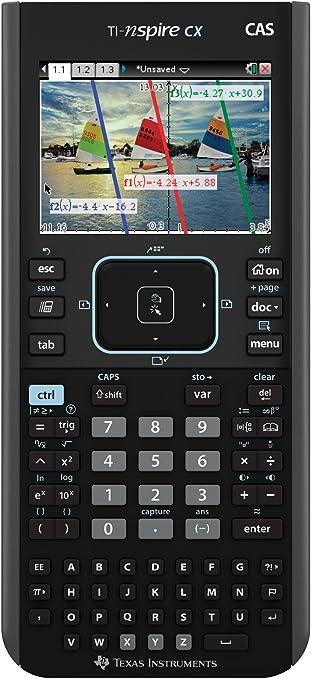 Texas Instruments NSCXCAS2//TBL//2L1//A Ti Nspire Cx Ii Cas Student So