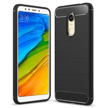 Simpeak Funda Compatible Xiaomi Redmi 5 Plus (5,99 Pulgadas ...