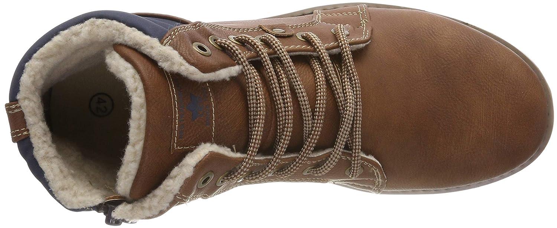 Lico Unisex-Erwachsene Nepal Nepal Unisex-Erwachsene Klassische Stiefel, Braun (Braun/Marine Braun/Marine) 7dc45c
