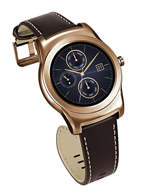 Lg - G Watch Urbane w150 - smartwatch (Pantalla 1.3
