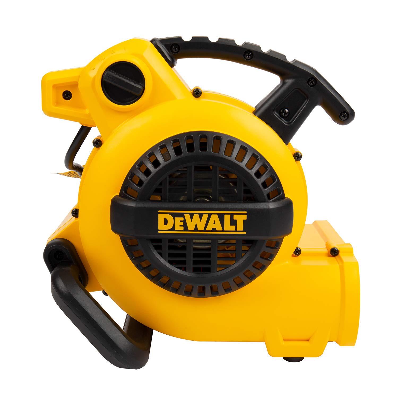 DeWalt DXAM-2260 Portable Air Mover/Floor Dryer, 600 Cfm by DEWALT
