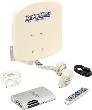TechniSat DigiDish 33 - Sistema de satélite digital (antena ...