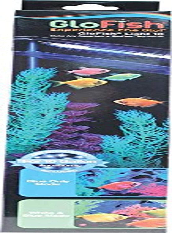 GloFish Blue & White LED Stick Light For Various Aquariums