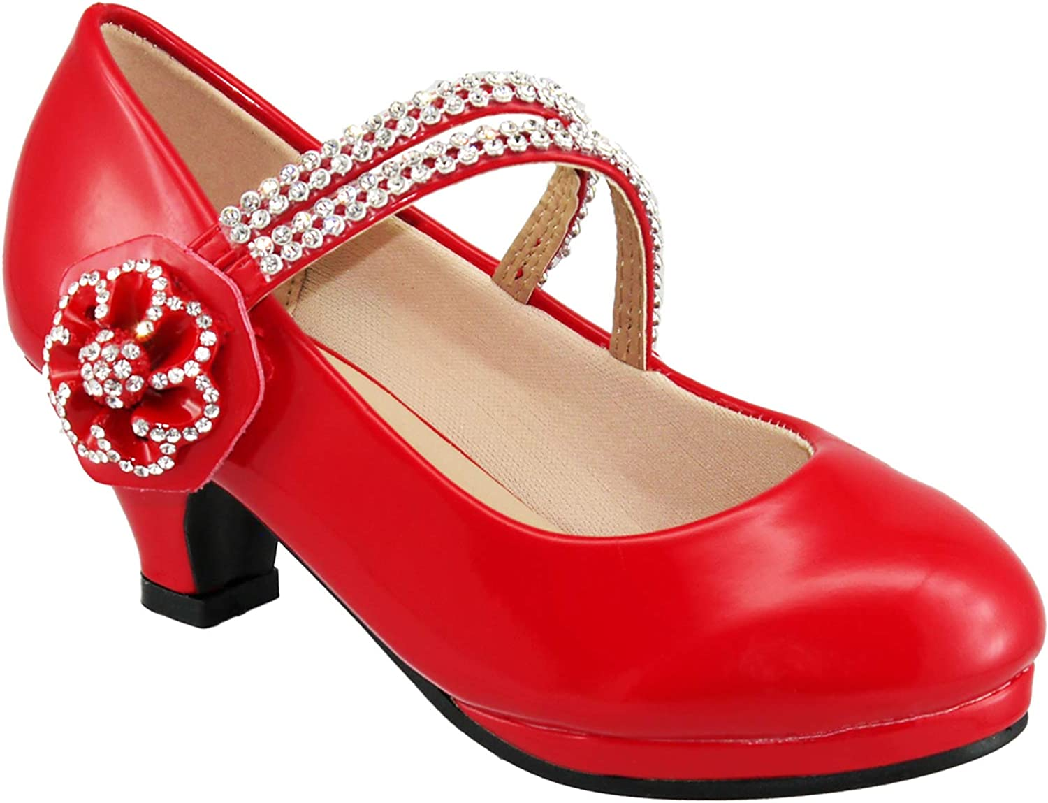 Forever Link Girls Mary Jane Pump/…