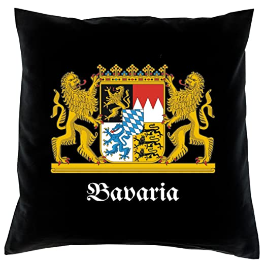Sabuy Almohada - Bavaria - Escudo de Baviera - Almohada con ...