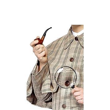 NET TOYS Set de Detective Sherlock Holmes Accesorios Traje ...