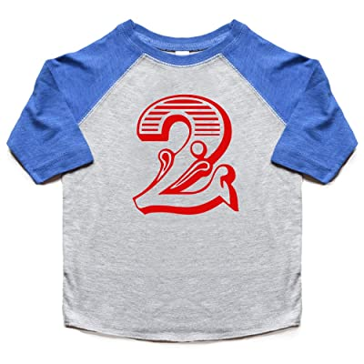 2 Circus Birthday Shirt Toddler Boy Girl Second Bday Tshirt Raglan Carnival Theme 2nd