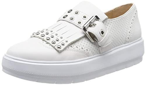 Geox D Kaula D, Sneakers Basses Femme: : Chaussures