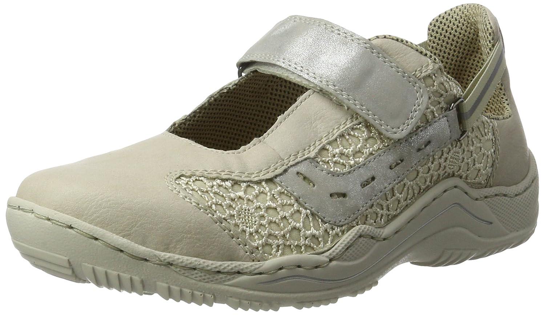 Rieker L0578, Sneakers Basses Femme