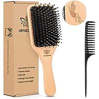 Hair Brush Boar Bristle Hairbrush for Thick Curly Thin Long Hair