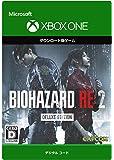 BIOHAZARD RE:2 デラックスエディション|XboxOne|オンラインコード版