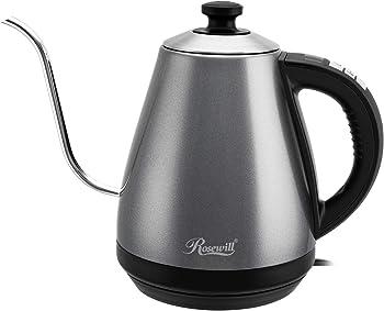 Rosewill RHKT-17002G 1-Liter Electric Gooseneck Kettle