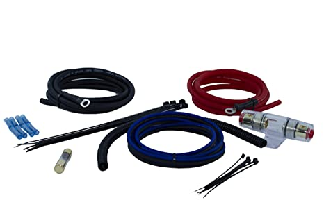 Marvelous Amazon Com Harley Davidson Amplifier Wiring Kit For Rockford Wiring 101 Cranwise Assnl