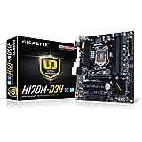 Gigabyte GA-H170M-D3H Intel® H170 Express Chipset LGA1151 Micro ATX motherboard - motherboards (DIMM, DDR4-SDRAM, Dual, Intel, Celeron, Core i3, Core i5, Core i7, Pentium, LGA1151)