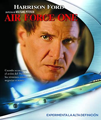 Amazon.com: Air Force One (Blu-Ray) (Import Movie) (European ...
