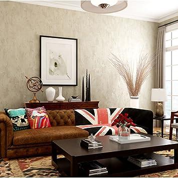 plain Vliestapete/ American grüne Tapete/ Wohnzimmer ...