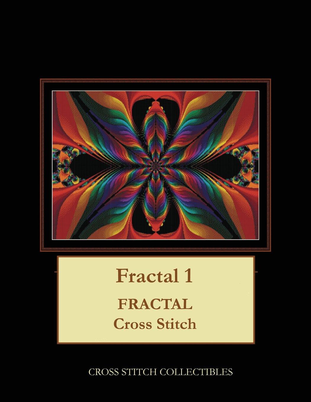 Fractal 1: Fractal Cross Stitch Pattern