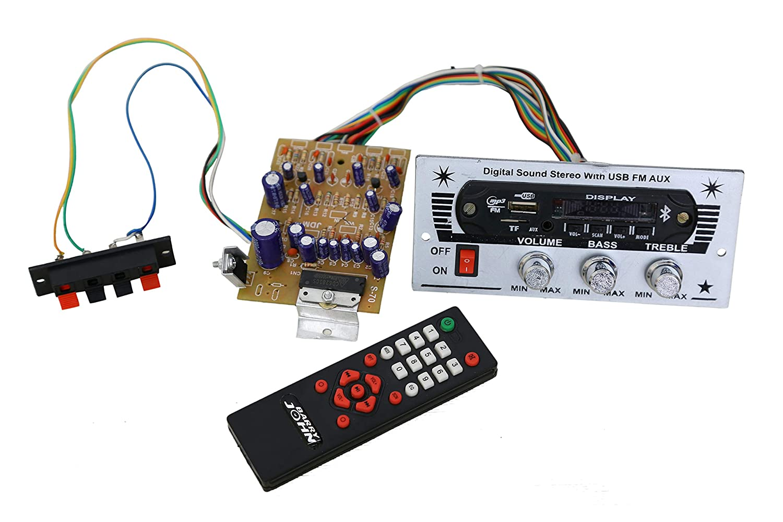 Barry John 100W DIY Stereo Audio Board 6283 IC: Amazon in
