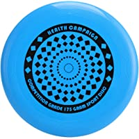 VANCIC Competition Grade 175 Gram Flying Disc Sport Ultimate Disc PP Material Frisbee for Throwing Race, Captain Disc, Disc Golf and More (Blue)