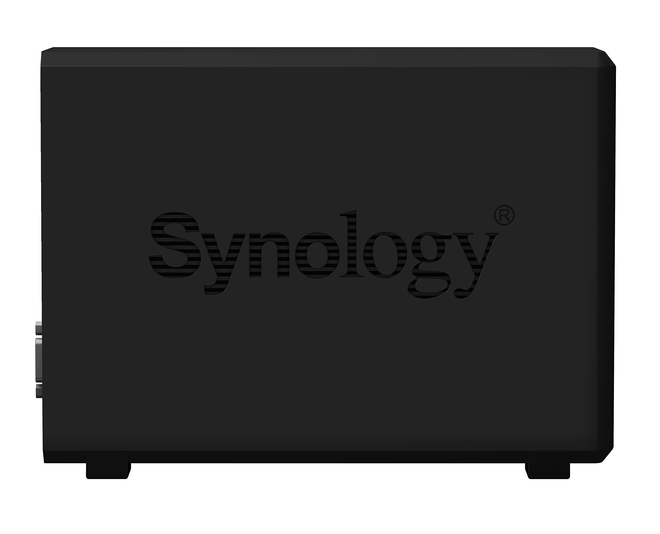 Synology 2 bay Network Video Recorder NVR1218 (Diskless) 4 Standalone surveillance solution with 1080p HDMI output Point of Sale (POS) system support combines business transaction records with surveillance recordings 4 free camera licenses included, supports up to 12 cameras