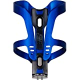 MEETLOCKS Bike Water Bottle Cage, Ultra Quality Spring Aluminum Body,BLACK & SILVER & RED & BLUE COLOR, No Screw Inculded, 42Grams a Pair
