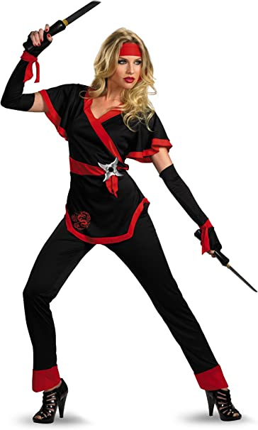 Disguise Womens Ninja Dragon Costume