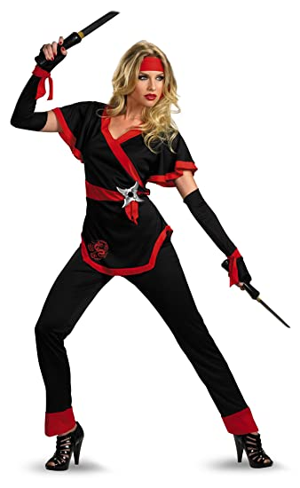 Dragon Lady Ninja Fancy dress costume Large: Amazon.es ...