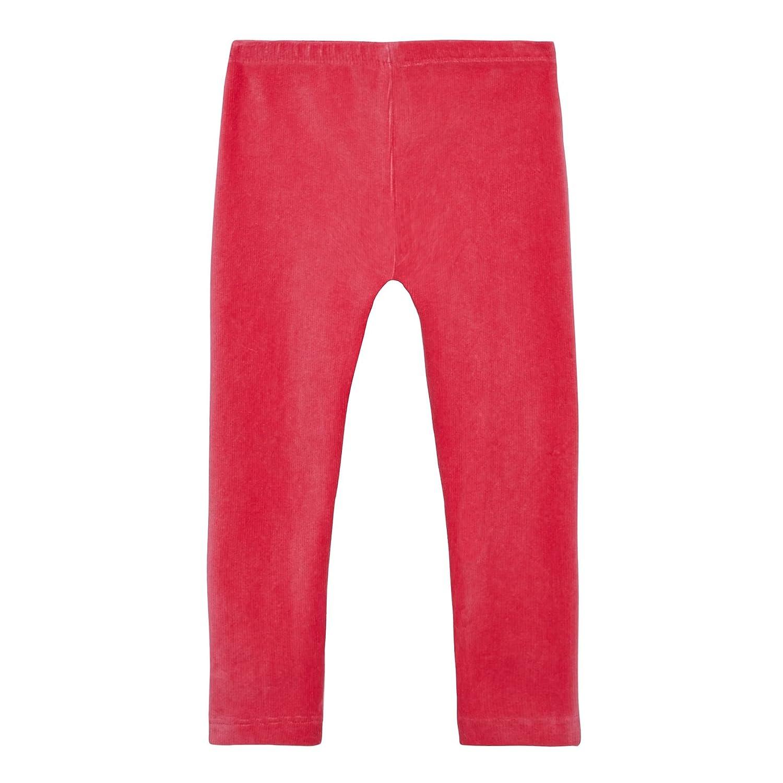 Bluezoo Kids Girls Pink Cord Leggings