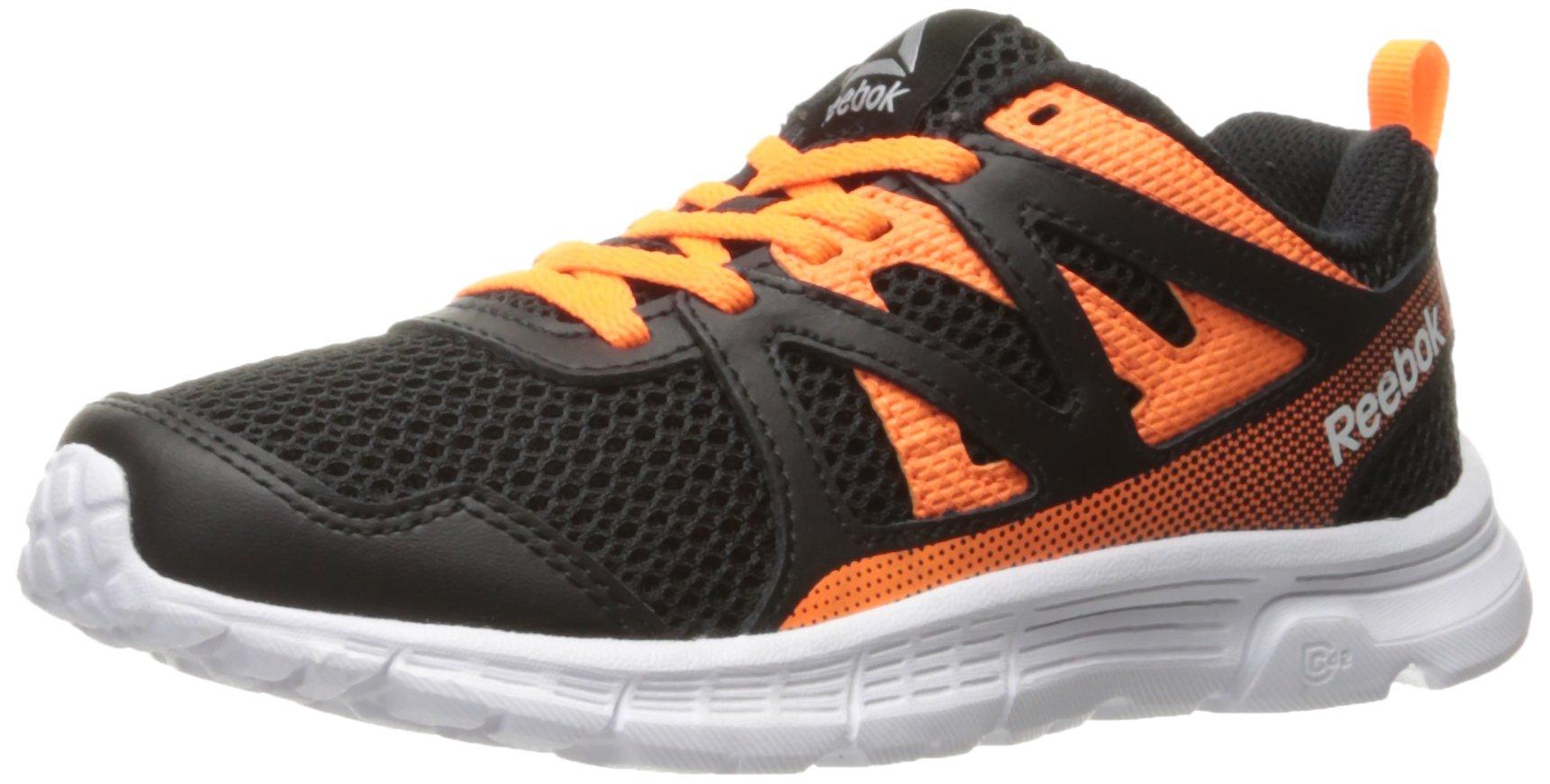 Reebok Unisex-Kids Run Supreme 2.0 Sneaker, Lush